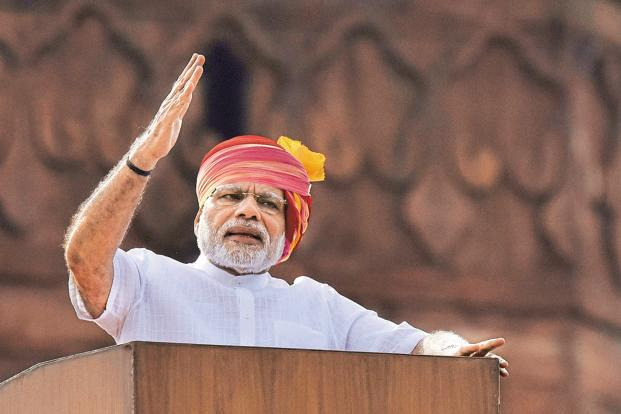 Kashmir problem can not  be resolved by bullets - Modi