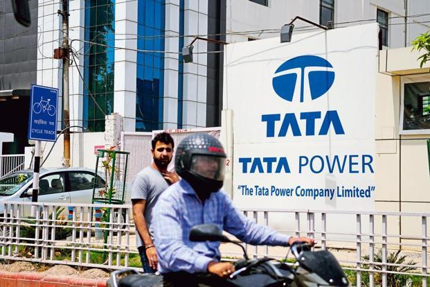 Tata Power's income from its power business grew about 6% to Rs10.01 billion for the June quarter. photo: Mint