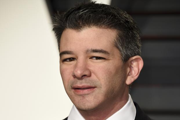 Uber board spat over ex-chief Kalanick goes public