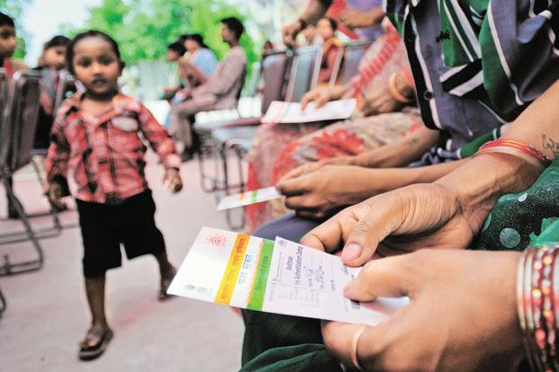 The plan to make Aadhaar mandatory for most day-to-day transactions hardly seems to fit the bill as a reasonable restriction on the right to privacy. Photo: Mint