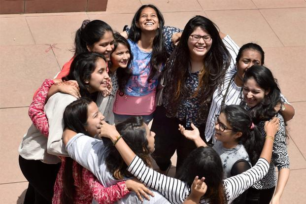 The CBSE Class 10 Compartment Exams were held from 17 July onwards for the students who failed in one subject. Photo: PTI
