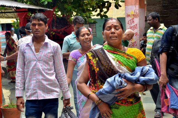 The Gorakhpur tragedy has shown that such confusion in healthcare has high costs. Photo: PTI