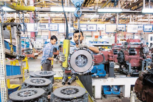 India suffered a long period of industrial stagnation after 1965 as the Nehru-era boom petered out. Controls were tightened. Photo: Hindustan Times