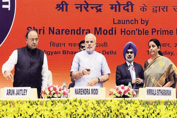 Every Indian has to contribute towards New India: Modi