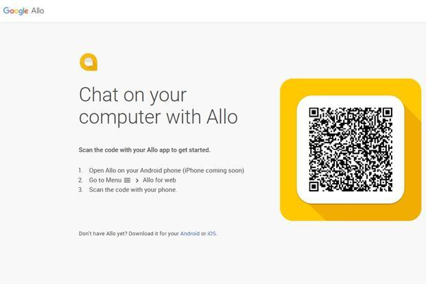 Google Allo's Web Client Is Now Rolling Out for Android Users