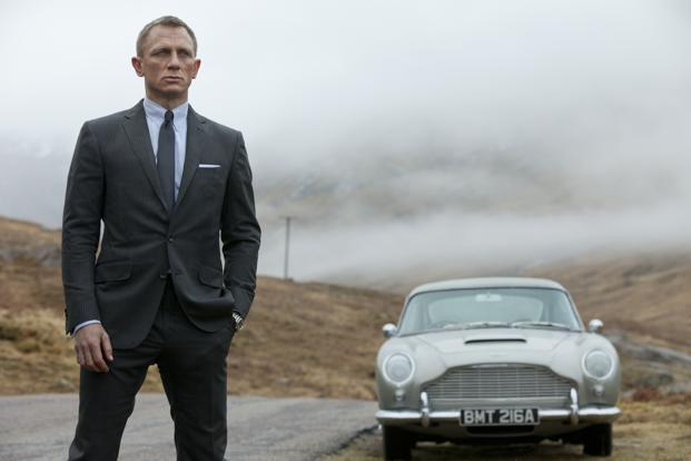 Daniel Craig has played Bond four times—'Casino Royale', 'Quantum Of Solace', 'Skyfall' and 'Spectre'. Photo courtesy: Skyfall