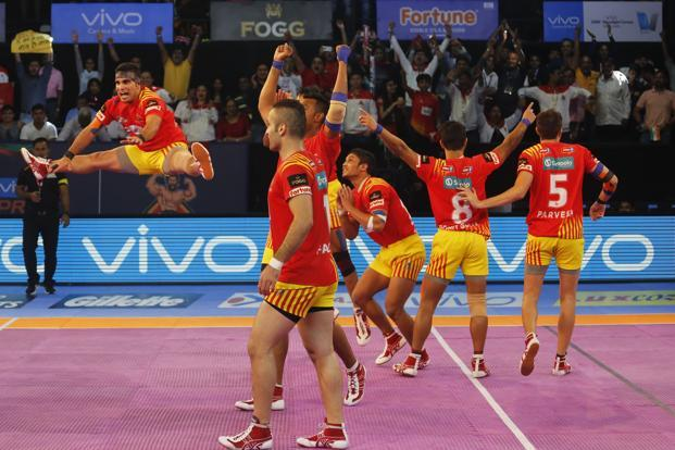 Clearly, the sports landscape is changing with broadcasters betting big on sports such as kabaddi, wrestling, boxing, football, tennis and badminton. Photo: AP