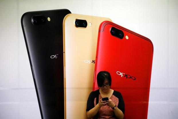 Chinese smartphone brands including  Xiaomi, Vivo and Oppo  now have a combined market share of as high as 54%, up from 51% in Q1 2017. Photo: Reuters