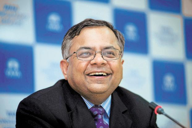 Tata Sons chairman N. Chandrasekaran. Photo: Mint