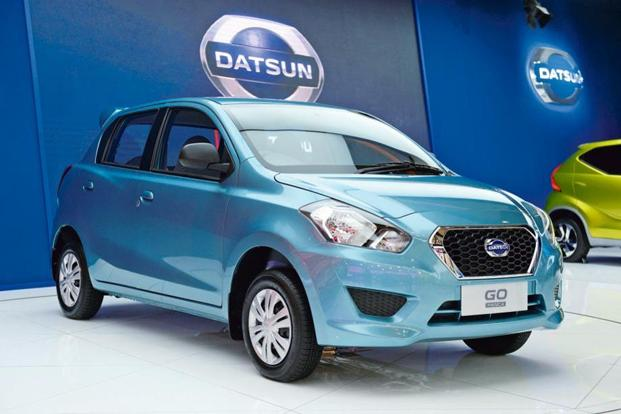Nissan in India sells a range of vehicles under two brands—Nissan and Datsun. Photo: Bloomberg