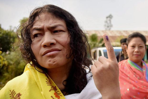 Irom Sharmila defies opposition, marries British citizen Desmond Coutinho in Kodaikanal