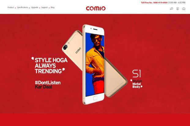 COMIO enters the Indian smartphone market with P1, S1, and C1