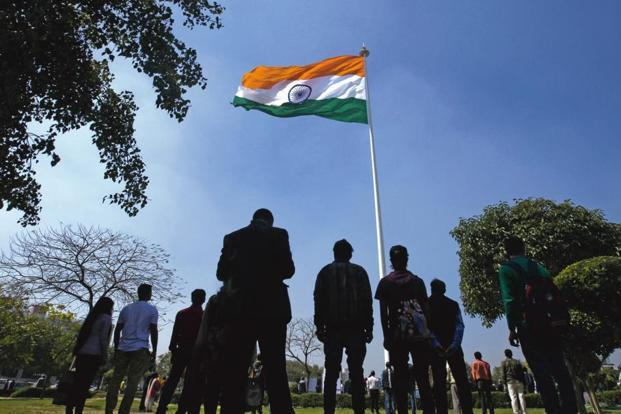 Three Kashmiri youth arrested for allegedly disrespecting National Anthem