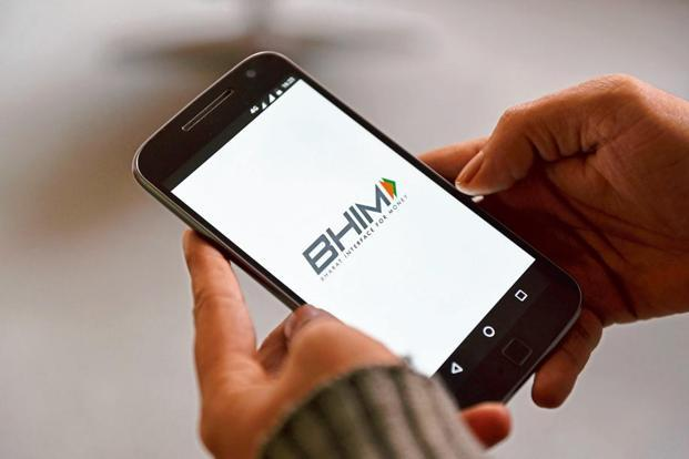 The scheme was launched by Prime Minister Narendra Modi on 14 April for a period of six months for promoting cashless payments through the BHIM app. Photo: HT