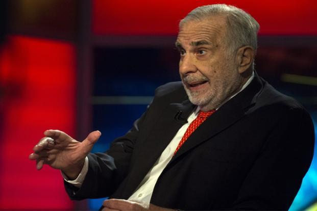 Carl Icahn steps down from role of advisor to President Trump