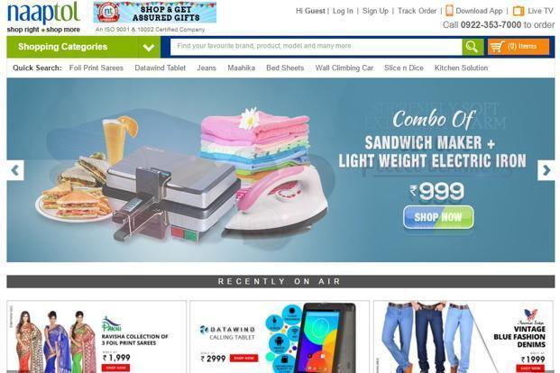 Naaptol to expand logistics, eyes Rs720 crore sales this fiscal