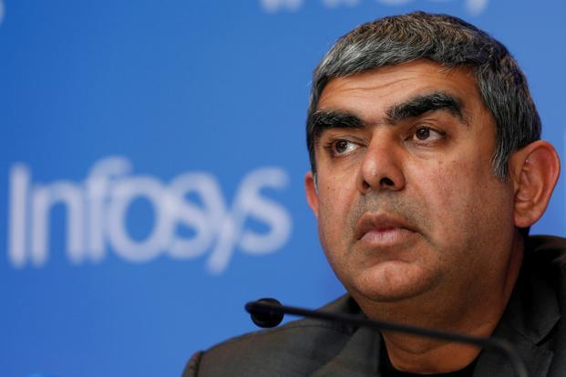 Infosys offers to buy back US$2bil shares as CEO quits
