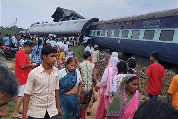 Muzaffarnagar train derailment: Suresh Prabhu steps in, orders enquiry