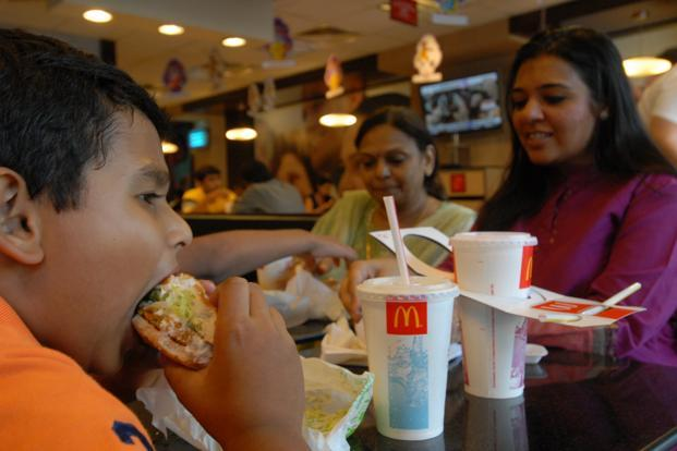 McDonald's to shut 169 outlets in India's north and east