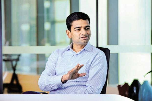 Siemen's venture capital arm next47's chief executive officer Lak Ananth says a lion's share of  funding over the past three years gone to B2C start-ups. Photo: S. Kumar/Mint