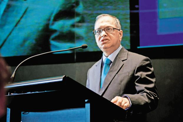 Narayana Murthy's battle is for the soul of Infosys