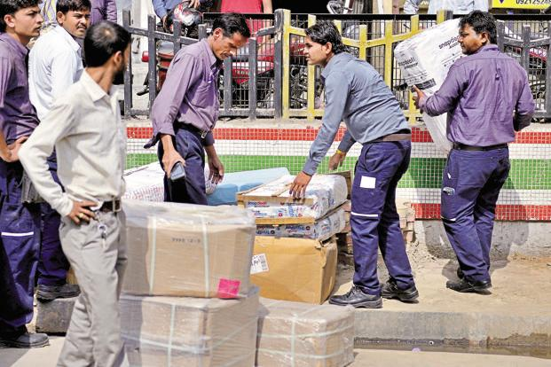 Snapdeal's Unicommerce provides multichannel order fulfilment and warehouse management solutions. Photo: Priyanka Parashar/Mint