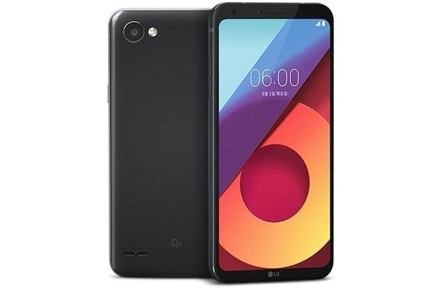 LG Q6 has the same design language as the G6 but costs a lot less.