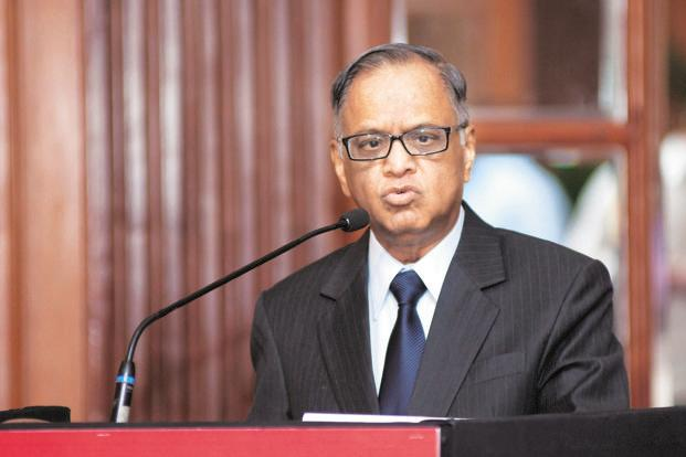 Infosys founder Narayana Murthy cancels investors' meet on Wednesday