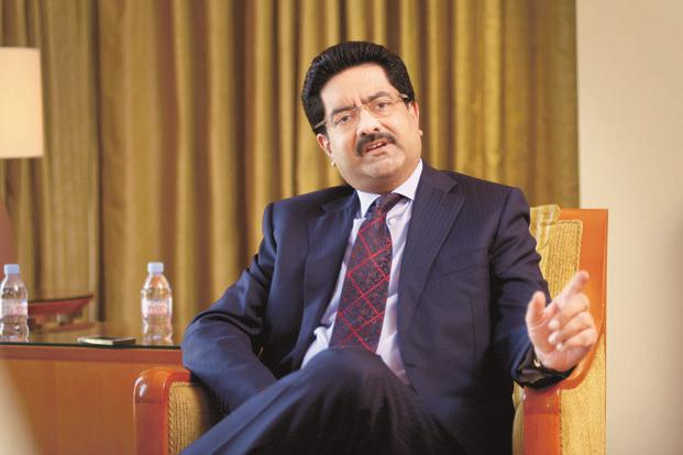 Aditya Birla Group's Kumar Mangalam Birla will be the chairman of the entity that will be created after the Idea-Vodafone merger. Photo: Abhijit Bhatlekar/Mint