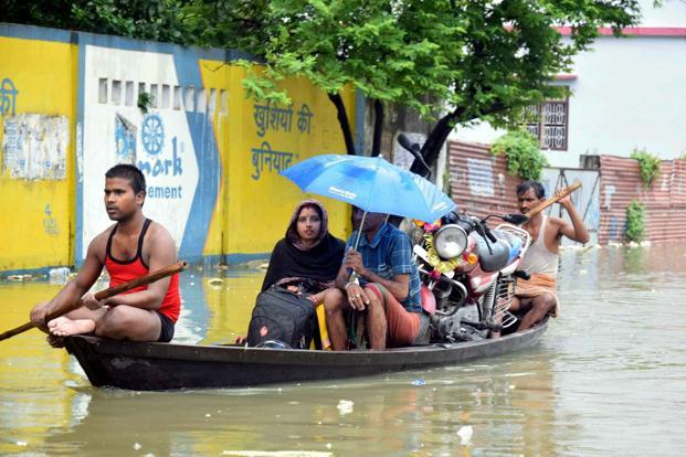 Flood situation in Uttar Pradesh remains grim