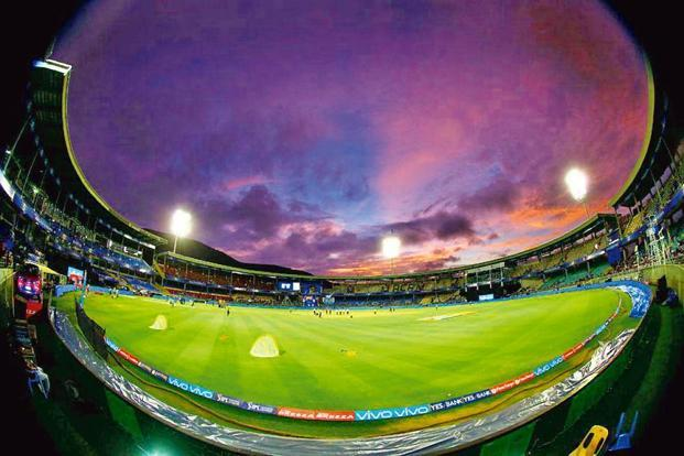 The estimated valuation of IPL broadcast rights (internet, TV and mobile) is expected to fetch an unprecedented Rs20,000 crore plus (approximate) for the richest cricket board in the world. Photo: PTI