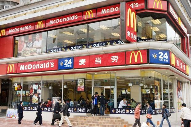McDonald's to phase out antibiotics in chicken