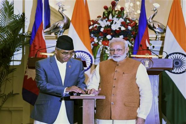 Request PM Modi to support us more: Nepal PM Sher Bahadur Deuba