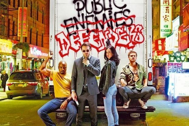 Ranking all five Marvel Netflix series after The Defenders