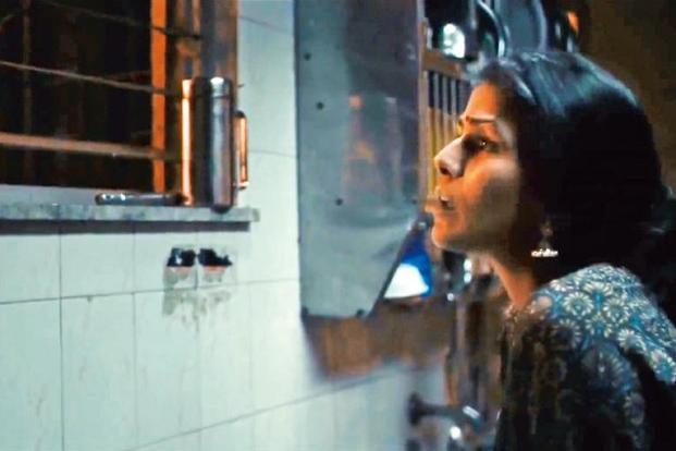Nimrat Kaur, in the movie 'The Lunchbox', had an intimate relationship with her neighbour who lived on the floor above her. The two women spoke through their windows.