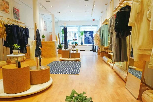The Grassroot store in SoHo, New York.