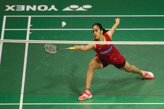 Nehwal created history in 2015 by becoming the first Indian to reach the final of World Badminton Championships. Photo: Reuters