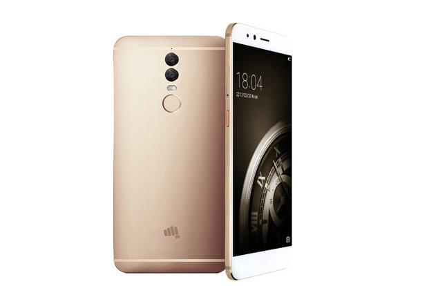 Micromax Dual 5 is powerful and offers various security features, but the feature which impressed us most is the camera.