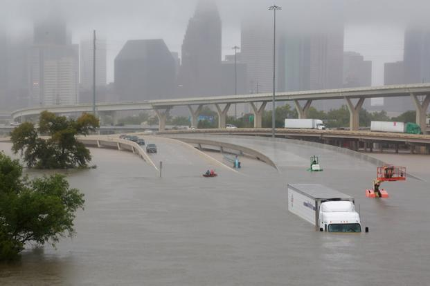 NFIP reinsurers may face total loss due to Harvey