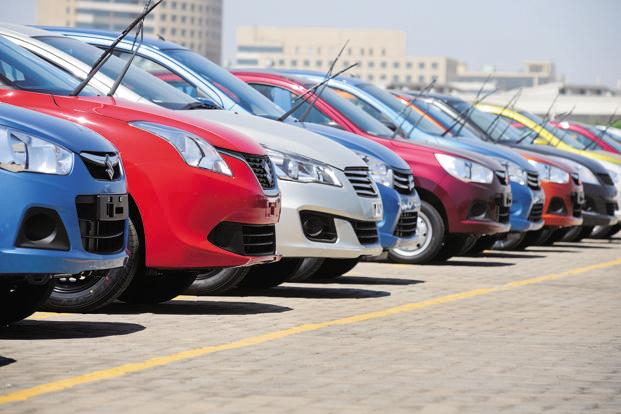 Used cars attract GST rate of 28% or 43% on gross margin depending on the fuel type and engine size, as is the case with new cars. Photo: Ramesh Pathania/Mint
