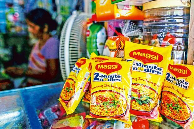 Nestle India, which had run into trouble after its top product Maggi noodles was banned for six months in 2015, has launched 43 products from January 2016 to May 2017. Photo: Bloomberg