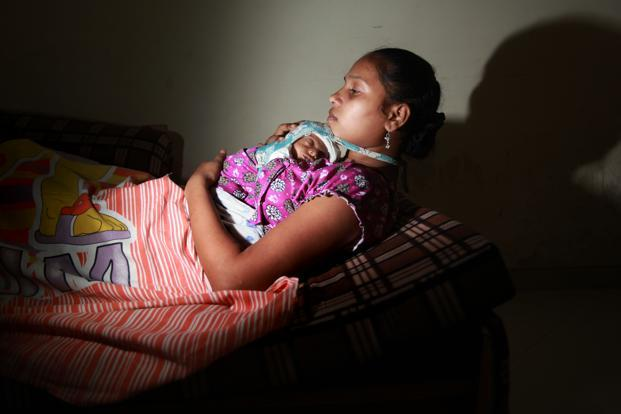 Compared to males, newborn deaths among females are higher at the district level. Photo: HT