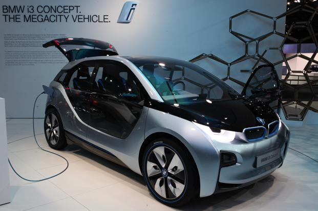 Bmw Makes Electric I3 City Car Look Less Odd To Counter Tesla Livemint