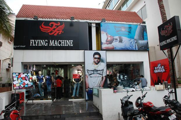 Founded in 1980, Flying Machine, apart from jeans, sells T-shirts, footwear, backpacks and watches, among other accessories, at a starting price of Rs349.