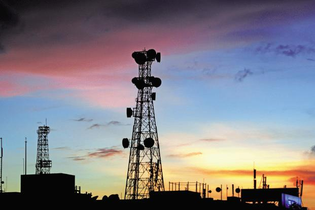 Since the top telcos have bought large amounts of spectrum in the previous two auctions, as well as from small and struggling operators, the value of spectrum has fallen considerably. Photo: Indranil Bhoumik/Mint