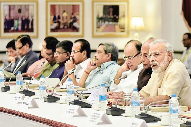 Long-overdue Union cabinet reshuffle likely this week - Livemint
