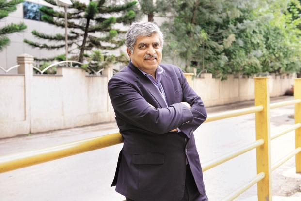 The CEO search for Infosys will be difficult despite Nandan Nilekani being at the helm. File photo: Hemant Mishra/Mint