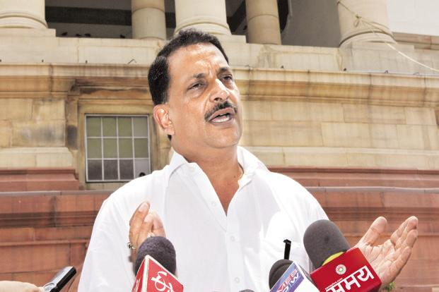 Union Ministers Uma Bharti and Rajiv Pratap Rudy Resigned