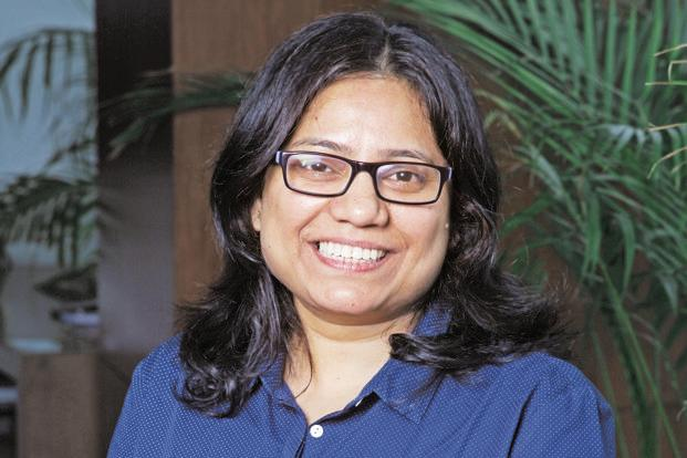 A file photo of Paytm Payments Bank CEO Renu Satti.