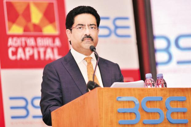 With RBI stressing on resolution of NPAs, this is an opportune time for the asset reconstruction business, said group chairman Kumar Mangalam Birla. Photo: Aniruddha Chowdhury/Mint